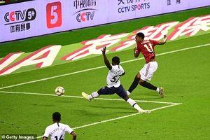 Sao trẻ tỏa sáng, MU thắng thuyết phục á quân Champions League