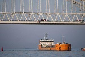 Ukraine nói tàu Nga cố đổi tên né tránh nhưng vẫn bị Kiev bắt