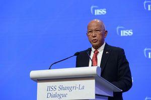 Philippines: Tàu chiến Trung Quốc 4 lần vào vùng biển nội địa