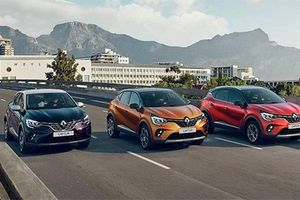 Xe giá rẻ Renault Captur thế hệ mới, 'đối thủ' Ford Puma