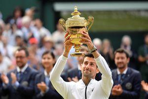 Djokovic rút lui khỏi giải Rogers Cup