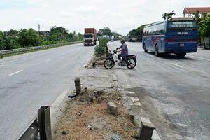 Quốc lộ xuống cấp và trách nhiệm của Bộ Giao thông - Vận tải