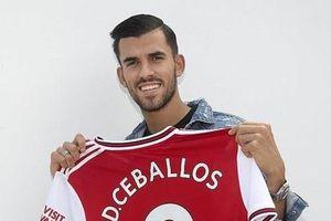 Arsenal thông báo mượn thành công sao trẻ của Real Madrid
