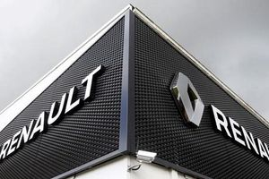 Nhà sản xuất ôtô Pháp Renault hạ dự báo doanh thu năm 2019