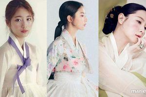 Ngắm loạt ảnh người đẹp Hàn Quốc trong trang phục Hanbok, ai xứng danh 'đệ nhất mỹ nhân'? (P1)