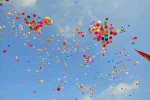Xúc động thư học sinh lớp 5 gửi thầy cô: 'Có thể đừng thả bóng bay vào hôm khai giảng không ạ?'