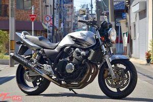 Honda CB400 Super Four – huyền thoại chưa bao giờ hết 'hot'