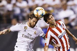 Thất bại của Real trước Atletico bị gọi là nỗi nhục lớn nhất lịch sử