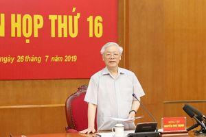 Tổng bí thư Nguyễn Phú Trọng: 'Ai xứng đáng thì làm, không thì thôi'