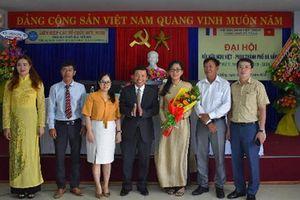 Góp phần tăng cường quan hệ hữu nghị Việt Nam - Pháp