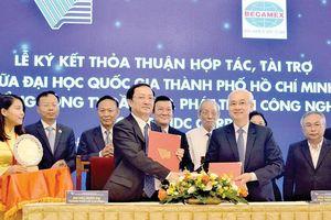 Quỹ phát triển Đại học Quốc gia TPHCM tiếp nhận hơn 362 tỷ đồng