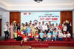 Hai dự án đại diện DFC Việt Nam tham dự Hội nghị trẻ em thế giới tại Ý