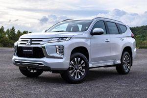 Chính thức ra mắt Mitsubishi Pajero Sport 2020