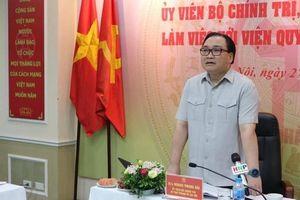 Bí thư Hà Nội chỉ đạo nghiên cứu nâng cấp quy hoạch 5 huyện lên quận