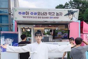 Jungkook (BTS) - Mingyu (Seventeen) gửi quà ủng hộ phim của Cha Eun Woo (ASTRO): Tình bạn giữa 3 chàng trai sinh năm 97