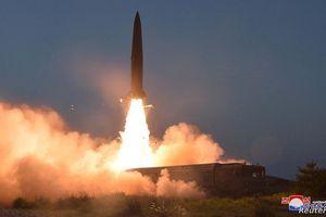 Tổng thống Mỹ không quá phiền lòng vì Triều Tiên thử tên lửa tầm ngắn
