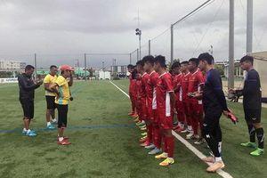 Đá hỏng penalty, U15 Việt Nam trắng tay trước Indonesia