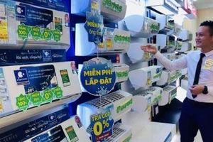 Bình quân mỗi ngày, Thế giới Di động bán 300 chiếc máy lạnh