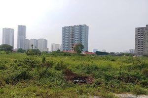 Hà Nội đằng đẵng những dự án 'treo bền vững'
