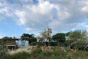 Thực hư khách phải trả tiền tham quan hải đăng Hòn Chút