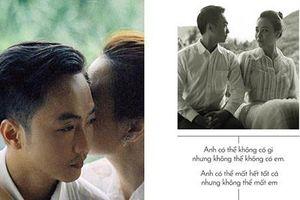 Cường Đô la nói lời ngôn tình với Đàm Thu Trang: 'Anh không thể mất em'