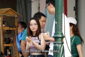 Ra Hà Nội chơi, thiếu nữ Đà Nẵng bỗng dưng nổi như 'cồn' vì lý do đặc biệt
