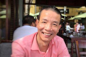Nhạc sĩ Nguyễn Vĩnh Tiến: Tôi như cơn lốc