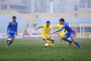 Vòng 18 Wake-up 247 V.League 1-2019: DNH Nam Định 2-0 Sông Lam Nghệ An