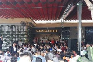 Địa ốc Alibaba bị công an phong tỏa khu vực xung quanh lễ ra mắt dự án mới