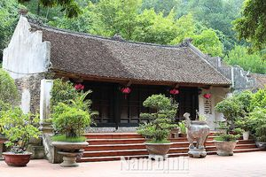 Nam Định: Yên Lợi - Vùng quê đậm đặc di sản văn hóa