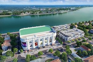 Vincom khai trương trung tâm thương mại thứ 70 tại Hòa Bình