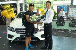 Youtuber Nguyễn Thành Nam tậu xế sang hàng hiếm Mercedes-Benz E350 AMG