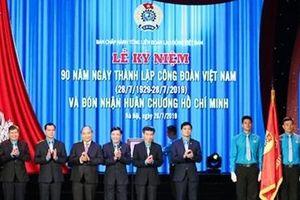 Công đoàn Việt Nam luôn là lực lượng tiên phong