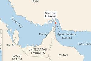 Châu Âu chia rẽ quanh kế hoạch hộ tống tàu qua eo biển Hormuz