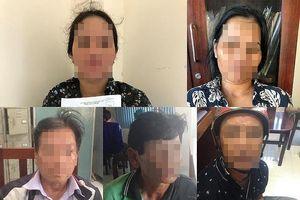 Băng dàn cảnh móc túi trên xe buýt ở Bình Thạnh bị bắt