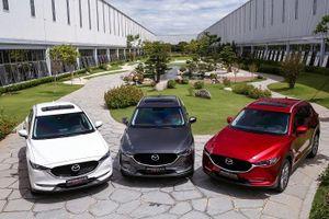 Mazda CX5 thế hệ 6.5 mới ra mắt chính thức tại thị trường Việt Nam
