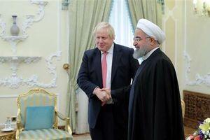 Iran kỳ vọng tân Thủ tướng Anh giúp hạ nhiệt căng thẳng Tehran - London