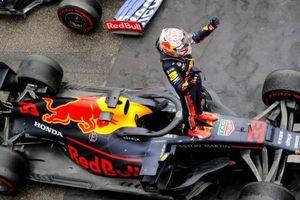 Verstappen thắng chặng Grand Prix Đức