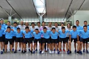 Thái Sơn Nam lên đường tập huấn trước thềm VCK futsal CLB châu Á