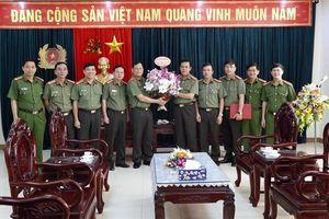 Công an 2 tỉnh Nghệ An và Hà Tĩnh tăng cường phối hợp đảm bảo ANTT
