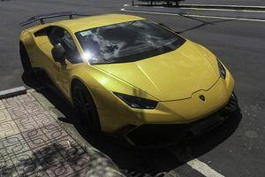 Lamborghini Huracan hơn 20 tỷ lăn bánh sau thời gian 'đắp chiếu'