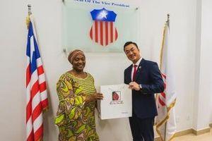 Tập đoàn Trường Tiền tìm kiếm cơ hội đầu tư tại thị trường Liberia
