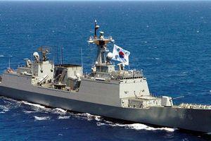 Hàn Quốc gửi tàu chiến tới eo biển Hormuz tham gia liên minh chống Iran
