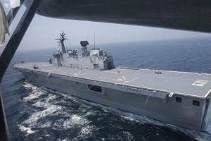 Thêm một đồng minh Mỹ chuẩn bị đưa tàu chiến đến sát lãnh thổ Iran