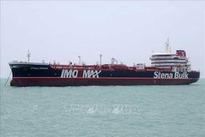 Anh bác đề xuất trao đổi tàu bắt giữ của Iran