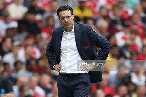 HLV Unai Emery điên tiết, bất lực trong ngày Arsenal mất cúp trên sân nhà