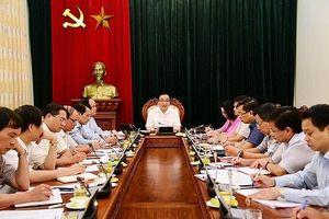 Bí thư Thành ủy Hà Nội: Giải quyết dứt điểm các vụ việc phức tạp trước thềm đại hội đảng