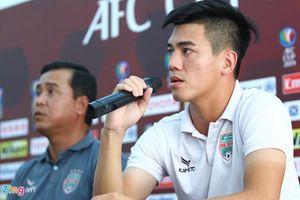 CLB Bình Dương muốn chơi trận đấu đỉnh cao châu Á với đội Hà Nội