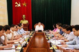 Bí thư Thành ủy Hoàng Trung Hải: Chủ động làm tốt công tác rà soát nhân sự cho đại hội