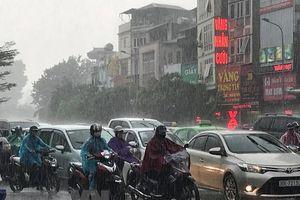 Thời tiết đêm 30 ngày 31.7: Hà Nội đêm và sáng sớm mưa dông, đề phòng lốc, sét